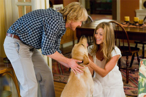 Marley and Me movie image Owen Wilson and Jennifer Aniston