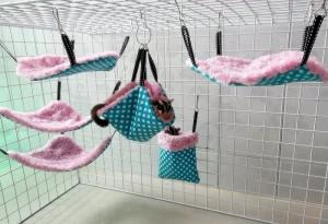 Kavez za suger glider-a