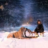 Fenomenalne fotografije običnog dana jedne porodice na ruskoj farmi