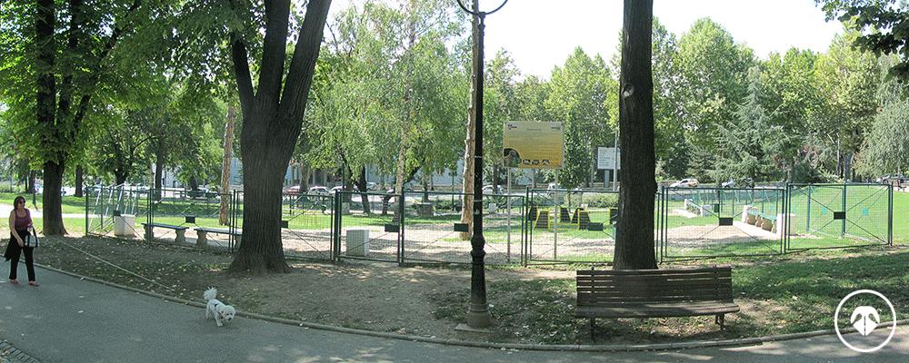 karadjordjev park pet zona