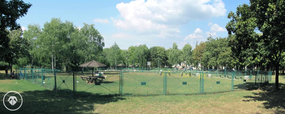 Park bele vode - zona za pse