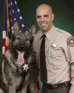 Pas iz DarkFall-a u Američkoj policiji