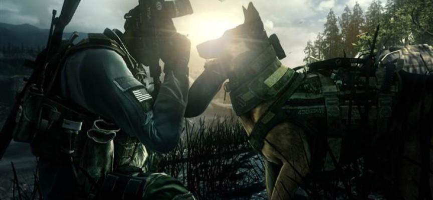 """Nemački ovčar Rajli novi akter popularne igre """"Call of duty: Ghosts"""""""