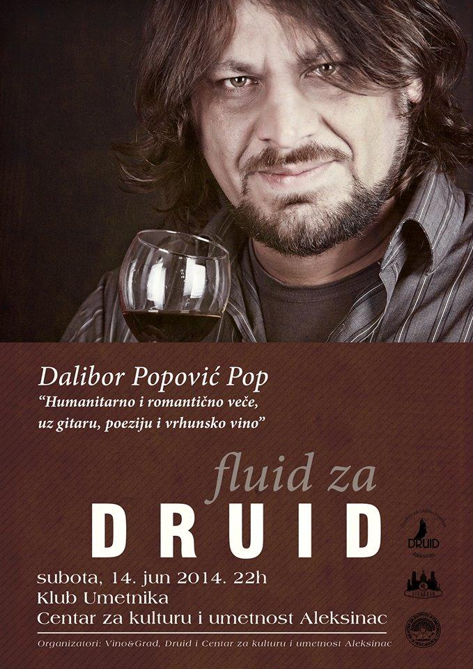 Fluid za druid