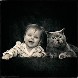 devojcica i macak Andy Prokh